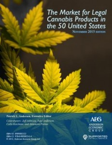 Cannabis Report Cover